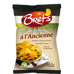 Chips Bret's Nature