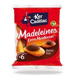 Madeleine Marbrée Chocolat Ker Cadélac