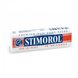Chewing Gum goût Réglisse Stimorol