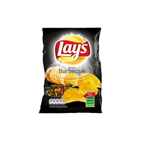 Chips Lay's BBQ